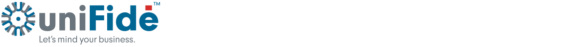 uniFide logo